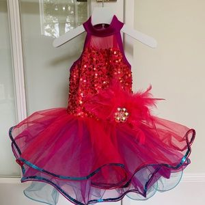 Weissman Ballet Costume!! XS (fits 2T/3T)